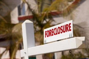 Foreclosures fell in Feburary nationwide.