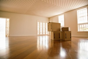 The idea of moving is tougher for people having a hard time selling their homes.