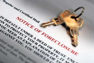 Investors are turning around many foreclosures.
