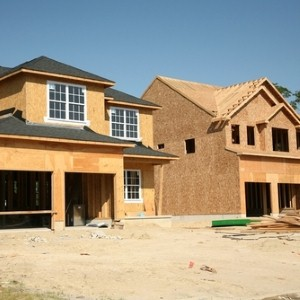 Home construction numbers rebounded in March.