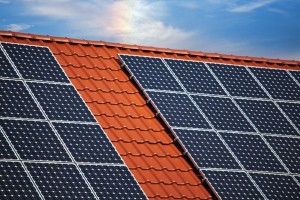 Solar panels provide a solid rate of return in terms of home prices.