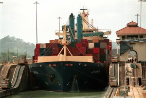 Widening the Panama Canal could create more jobs in Houston.