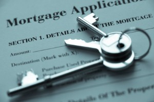 The FHFA reported that the average mortgage rates during August were down.