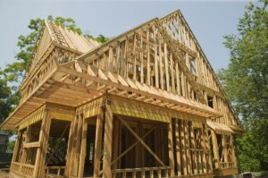 Residential construction figures showed various trends during August.