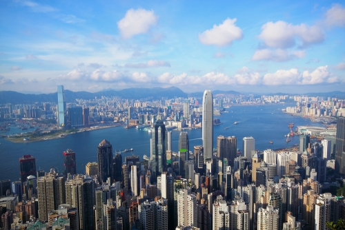 Hong Kong is the most expensive place to buy a house in the world.