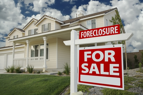 Foreclosures are never a good thing, but the process is relatively quick in the Lone Star State.